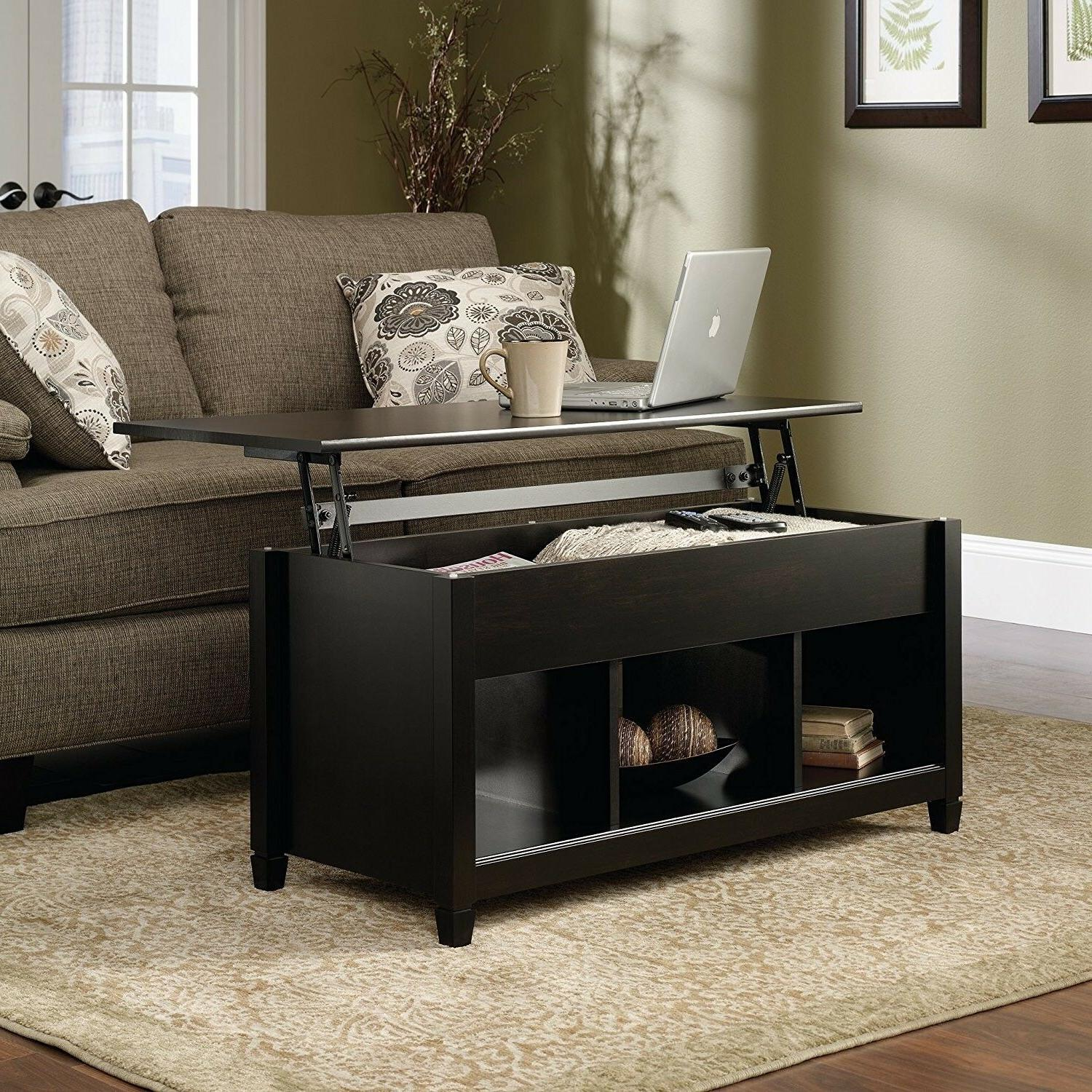 carson forge lift top coffee table coffee