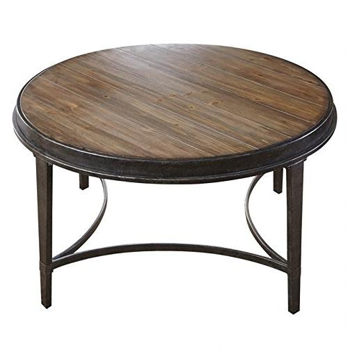 co gianna round cocktail table