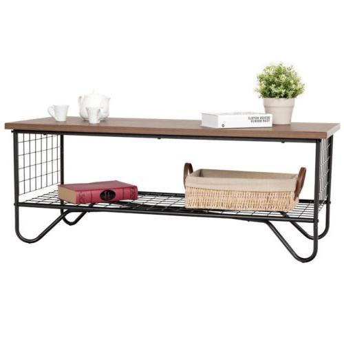 """Coffee Accent Cocktail Sofa Side Frame 41.5"""" x 16.5"""" US"""