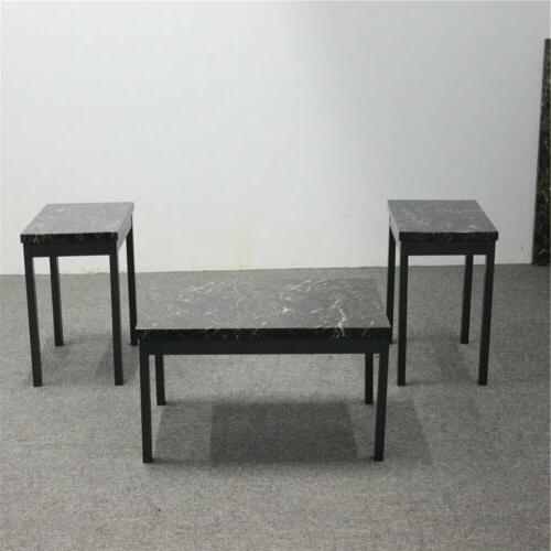 Pieces Modern Marble Living Decor Furniture