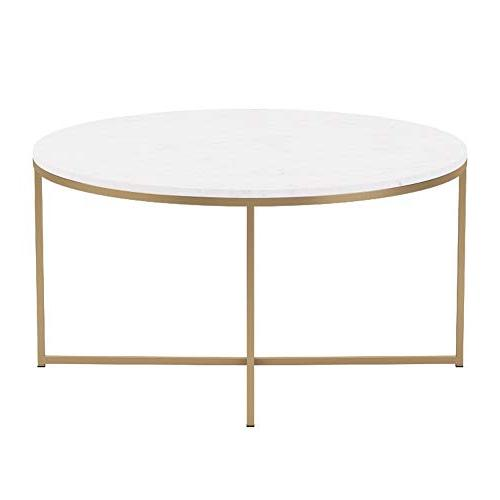 "WE 36"" Coffee Table X-Base - Faux"