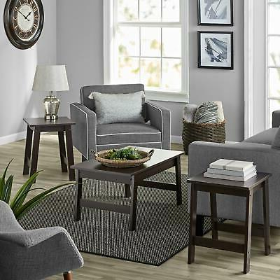 Coffee Table End Modern Living Furniture 3