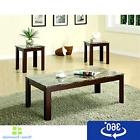 Coffee Table And End Tables 3 Piece Set Home Furniture For L