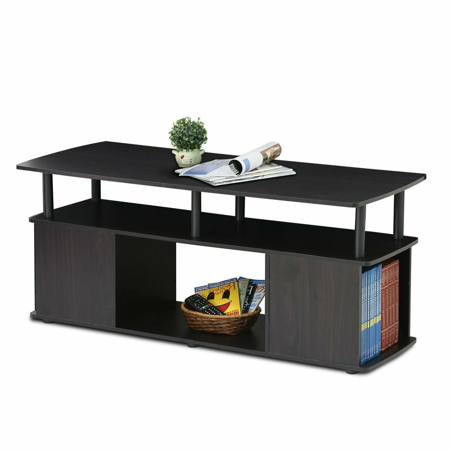 Coffee Table TV Stand For Living Room Bedroom Space Saving T