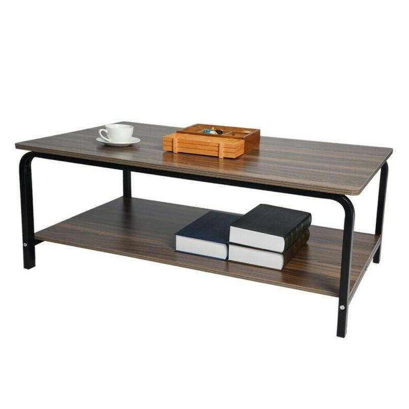 1 Simple Assembly Small Apartment Desk Table Living Table