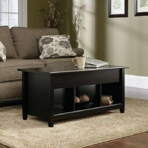 Sauder Edge Top Coffee Table, Finishes Use