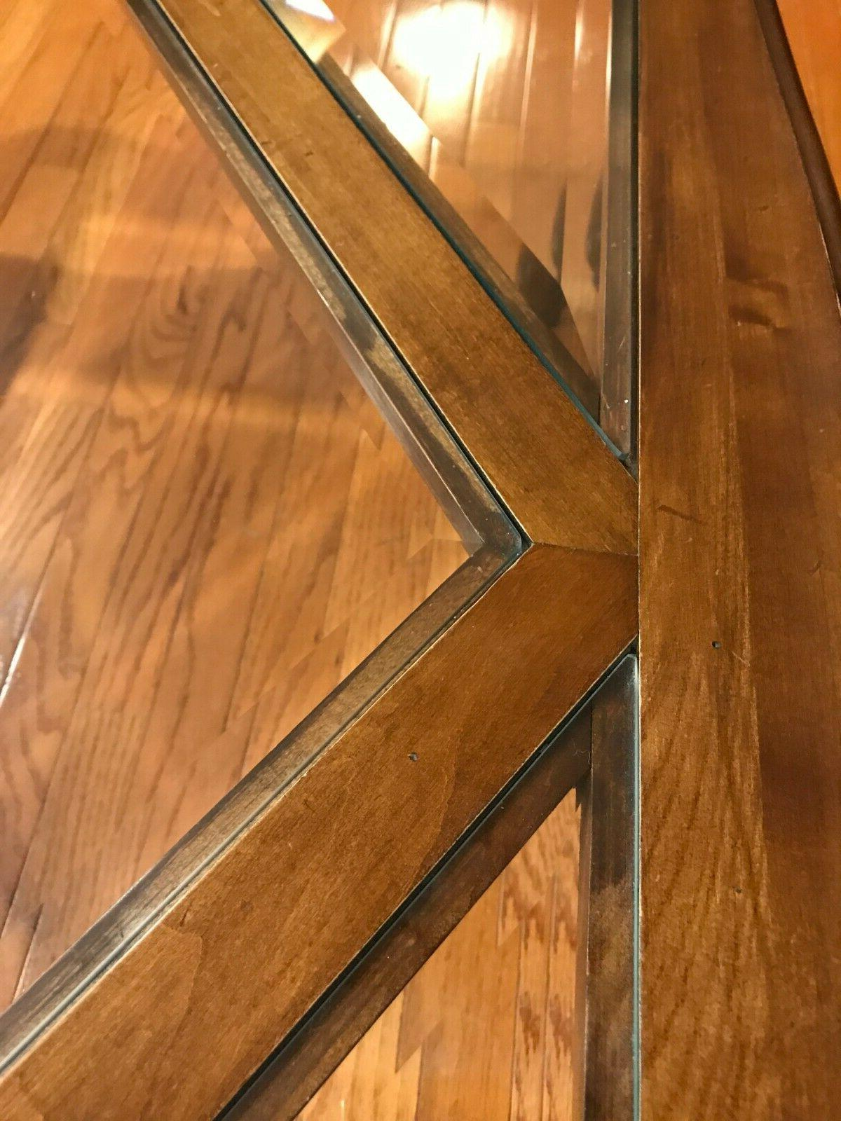 Ethan Allen Country coffee table