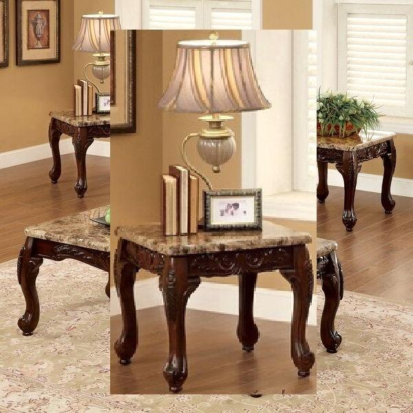 Dark Cherry Piece Table Set Tables Accent Furniture New