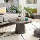 Safavieh Delfia Round Indoor / Outdoor Coffee Table