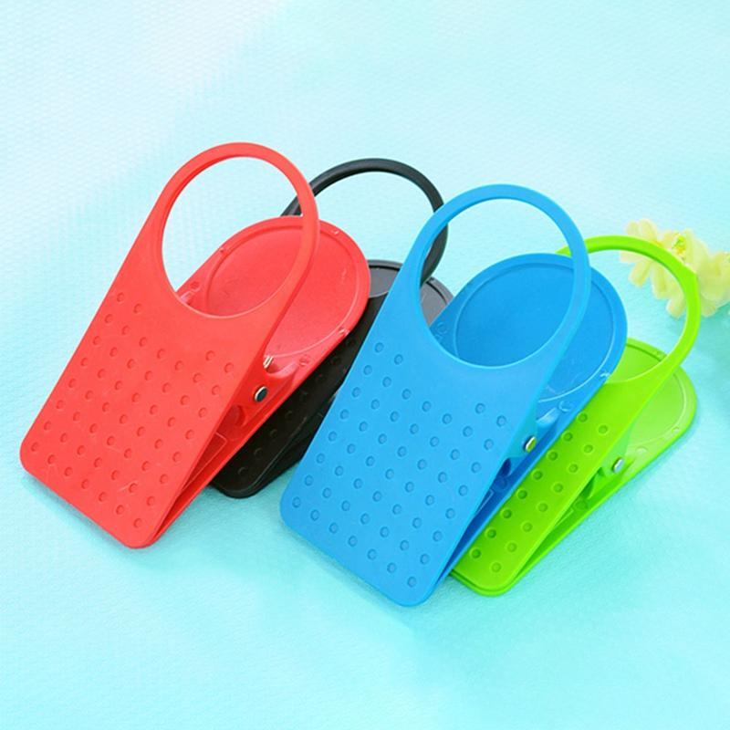 Fashion Cup <font><b>Coffee</b></font> Drink Holder Clip Use Office Car Interior Random Color