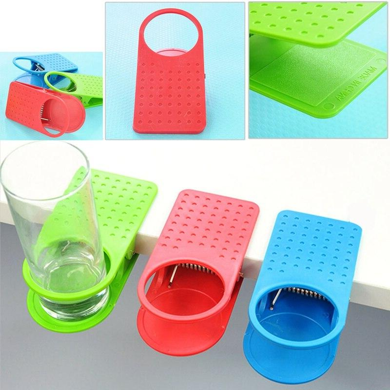 Fashion Cup Drink Holder Use Office <font><b>Table</b></font> Interior Accessories