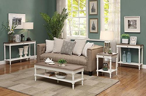Convenience French Coffee Driftwood White
