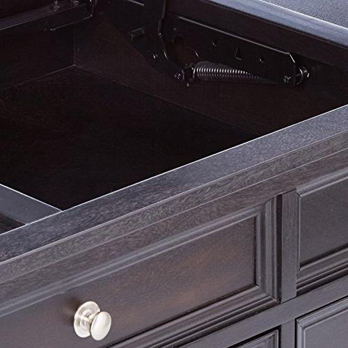 Ashley Drawers - Contemporary - Almost Black