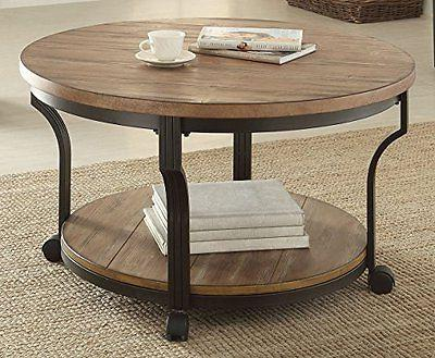 Geoff and Coffee Table 80460 New
