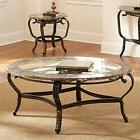 "Steve Silver GN300C Gallinari Cocktail Table 50"" X 34"" X 21"""