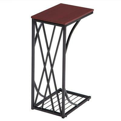 Coffee Tray Side Table End TV Lap Modern