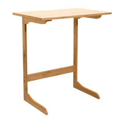 Hot Wood TV Side Rolling Table