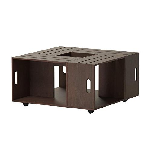 ioHOMES Trenton Table, Espresso