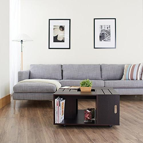 ioHOMES Trenton Coffee Table,