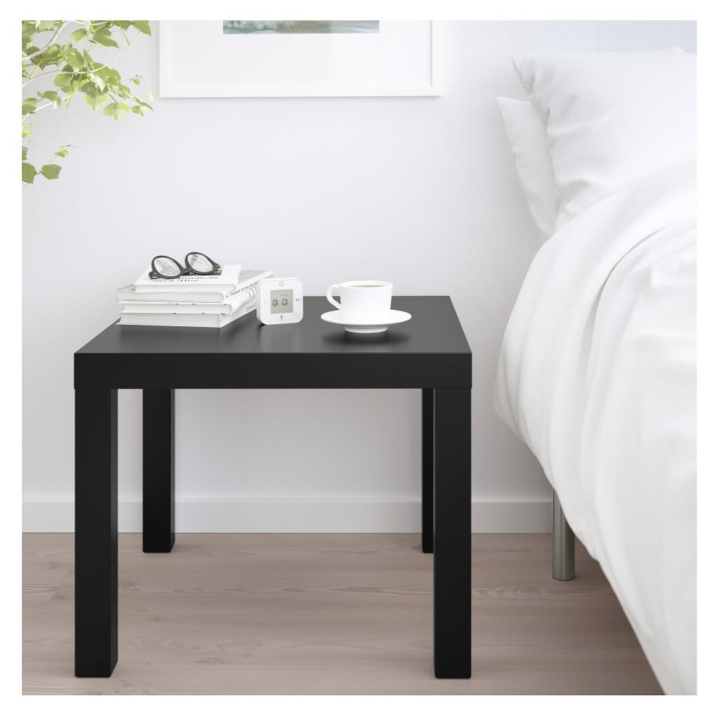 IKEA Lack Nightstand Coffee for Home or Office, Pick