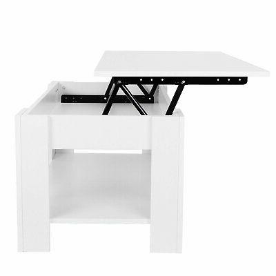 Lift Up Coffee Table Living -