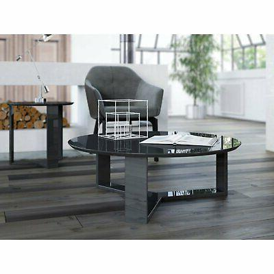 Manhattan Madison 1.0 Round Coffee Table