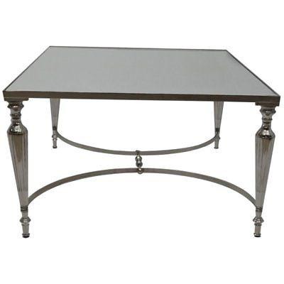Beaumont Metal Table