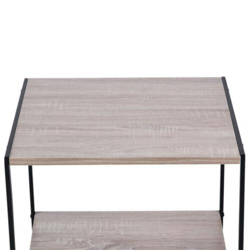 Modern Coffee Table 20 Inch Side Table NEW
