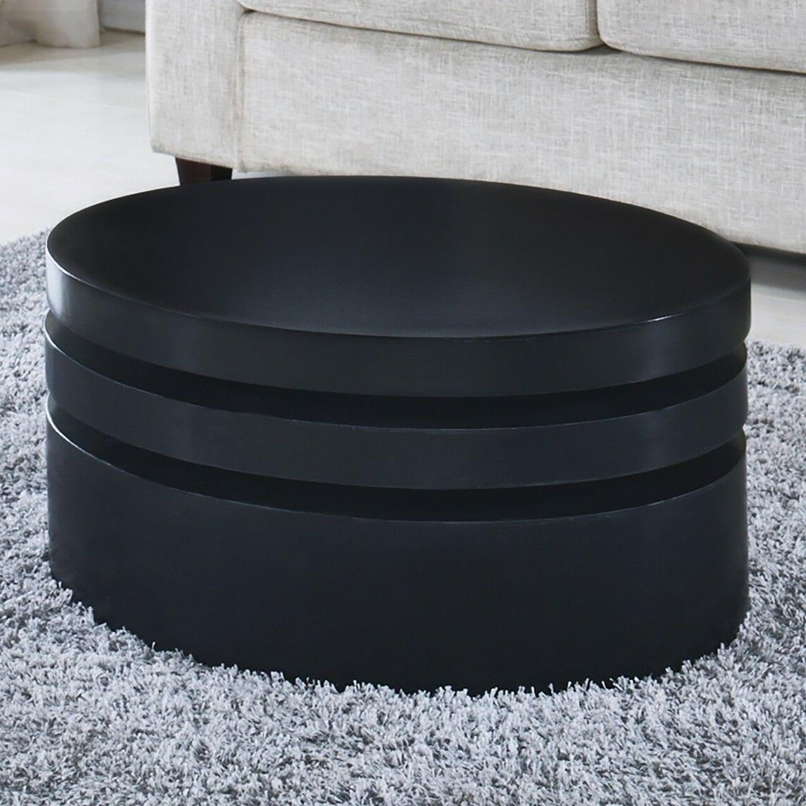 Modern Coffee Table Round Room Furniture