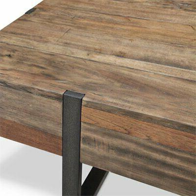 Beaumont Table in Rustic Honey and Distressed