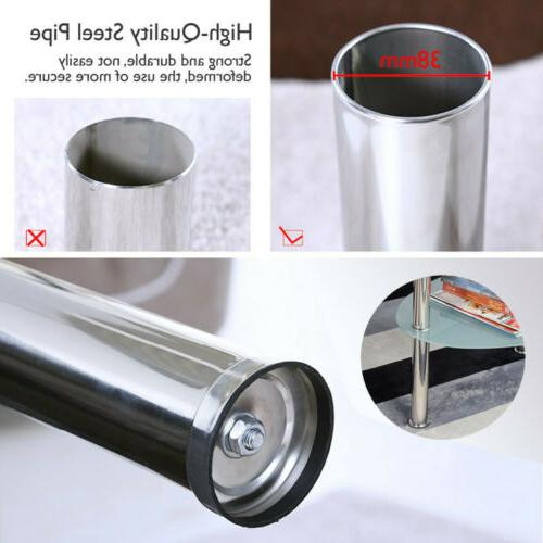 Modern Top Table Living Stainless Legs
