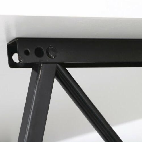 Modern Lift Top Table with Compartment Shelf