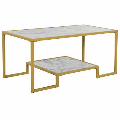 Modern Marble Table End Desk with Office