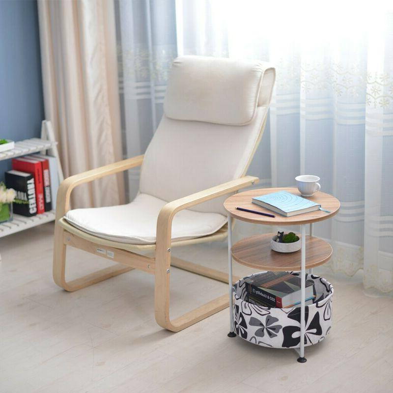 modern round coffee table small sofa side