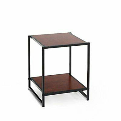 Zinus 15 Square Side Table /