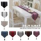 Newly Table Runner Luxury Rhinestone Dinner Cloth Coffee Din