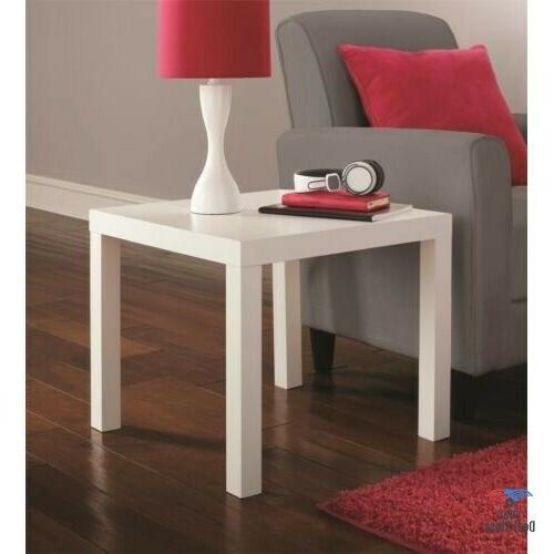 night table modern nightstand white small coffee