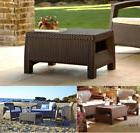 Outdoor Coffee Tables for Patio Cheap for Small Plastic Comp