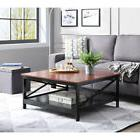 Convenience Concepts Oxford 36-Inch Square Coffee Table in C