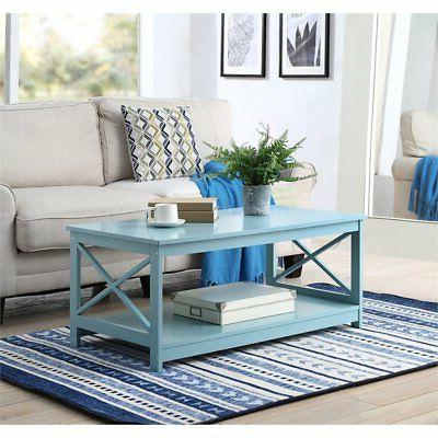 Convenience Oxford Coffee Table