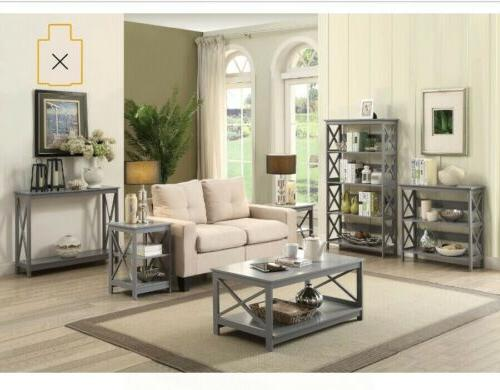 oxford coffee table multiple colors