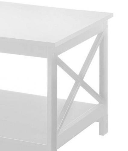 Convenience Table, White