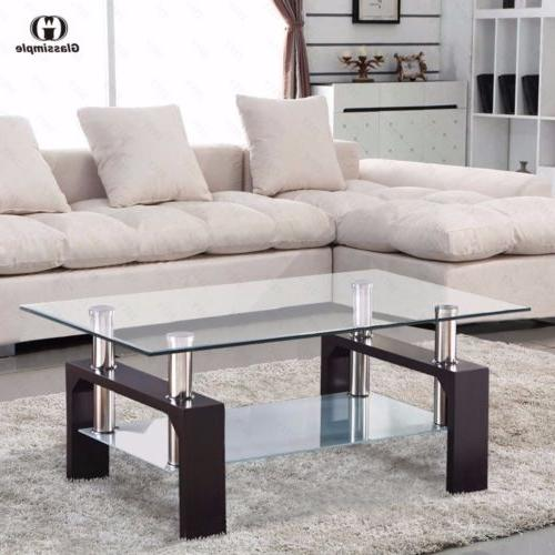 Mecor Coffee Table Bars Legs with Living Room
