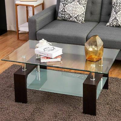 Rectangular Tempered Glass Room Furniture