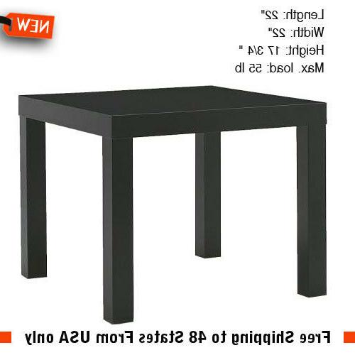 Side Bedside Laptop Nightstand Stand