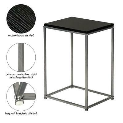 Side Spaces Coffee Tray End Bedside Stand Home