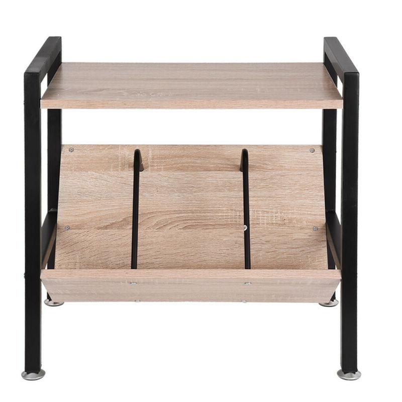 Side Spaces Coffee Tray End Night
