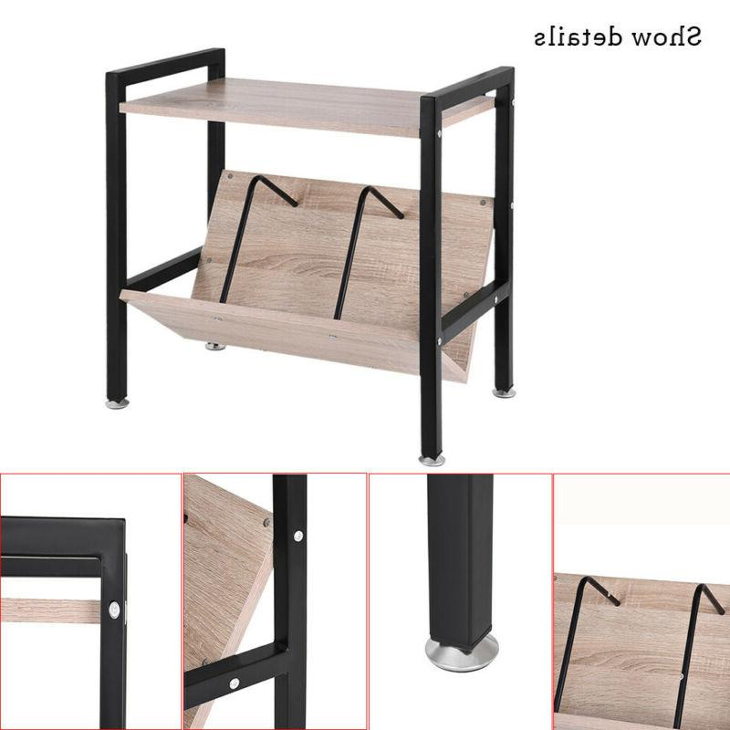 Side Spaces Coffee Tray End Table Bedside Night Stand