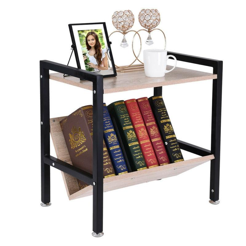 Side For Spaces End Table Home Night