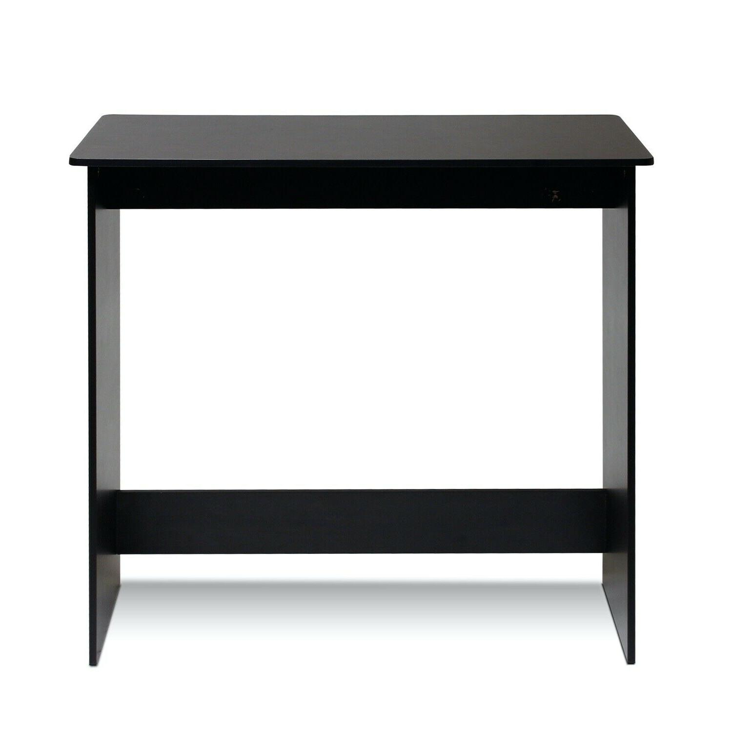 simplistic study table espresso 14035ex accent table